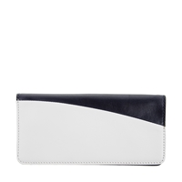 Miansai Wallet White Navy