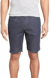 Men's Ezekiel 'Kranston' Cutoff Denim Shorts