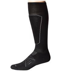 Smartwool Phd Ski Light Elite Black Men's Knee High Socks Shoes
