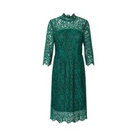 Soaked In Luxury Ava Lace Dress Green