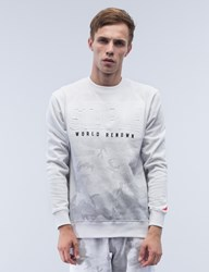 Staple Dot Camo Crewneck Sweatshirt