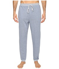 Kenneth Cole Reaction Marled Pants Navy Men's Pajama