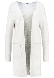 Tom Tailor Cardigan Bleached Grey Melange