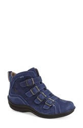 Women's Bionica 'Orion' Bootie Navy Leather