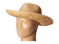 Vince Camuto Open Weave Floppy Tan Caps