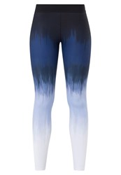Gap Tights Ombre Blue