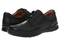 Ecco Howell Moc Tie Black Men's Shoes