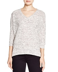 Kut From The Kloth Nancy Marled Sweater Ivory