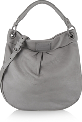 Marc By Marc Jacobs Electro Q Hillier Hobo Textured Leather Shoulder Bag