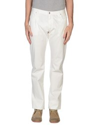 Etro Trousers Casual Trousers Men White