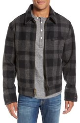 Filson Men's Mackinaw Wool Work Jacket
