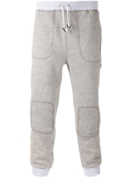 Band Of Outsiders Woven Sweat Trousers Grey