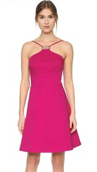 Kaufman Franco Sleeveless Dress Hot Pink
