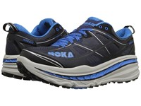 Hoka One One Stinson 3 Atr Ombre Blue French Blue Men's Running Shoes Black