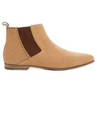 Paul And Joe Wictorsum Cognac Nubuck Elasticated Boots