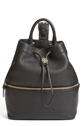Tory Burch 'Robinson' Convertible Leather Backpack