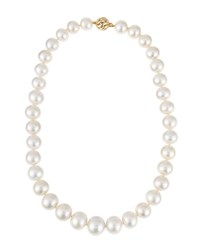 Belpearl 14K Cultured Freshwater Pearl Necklace