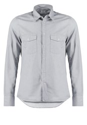Filippa K Pierre Slim Fit Shirt Light Grey