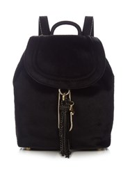Diane Von Furstenberg Love Power Backpack Black
