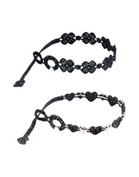 Cruciani Jewellery Bracelets Women Dark Blue