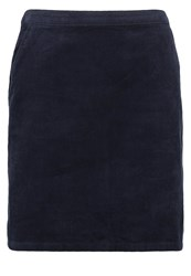 Warehouse Mini Skirt Navy Dark Blue