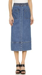 Free People Just A Dream Skirt Rory