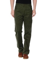Wrangler Casual Pants Military Green
