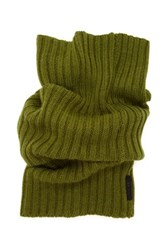 Rogue Ribbed Wool Blend Snood