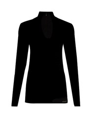 Fusalp Oasis Seamless Long Sleeved Performance T Shirt Black