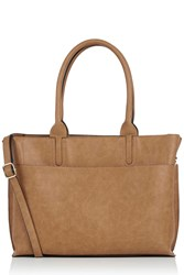 Oasis Dotty Tote Tan