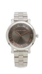 Michael Kors Norie Watch Silver