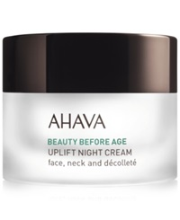 Ahava Beauty Before Age Uplift Night Cream 1.7 Oz