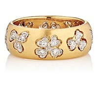 Cathy Waterman Women's Floating Lights Ring No Color