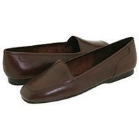 Enzo Angiolini Liberty Chocolate Women's Flat Shoes Brown