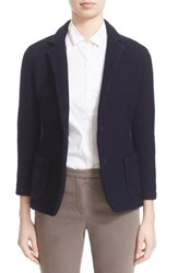 Eleventy Women's Wool Blend Two Button Blazer