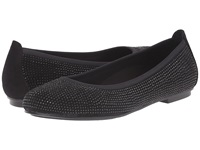 Vionic With Orthaheel Technology Spark Willow Ballet Flat Black Women's Dress Flat Shoes