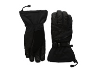 Spyder Omega Conduct Ski Glove Black Polar Ski Gloves Brown