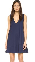 Hatch The Luncheon Dress Navy