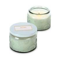 Voluspa Japonica Small Glass Candle French Cade And Lavender