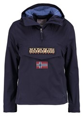 Napapijri Rainforest Palatine Waterproof Jacket Blu Marine Dark Blue