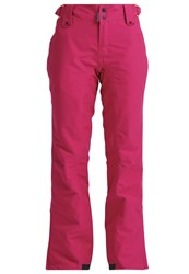 Bench Makeshift Waterproof Trousers Dark Pink