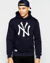 New Era New York Yankees Hoodie Blue