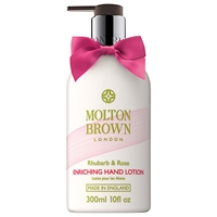 Molton Brown Rhubarb And Rose Enriching Hand Lotion 300Ml
