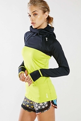 Asics Illusion Shrug Top Black