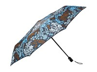 Vera Bradley Umbrella Java Floral Umbrella Black
