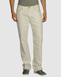Dkny Jeans Denim Denim Trousers Men