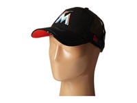 New Era Sequin Vize Miami Marlins Team Black Caps