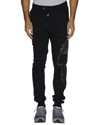 Philipp Plein Homme Casual Pants Black