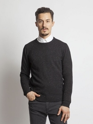 Ymc L S Crew Neck Black At Gargyle