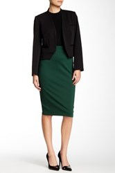 Insight Solid Skirt Green